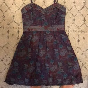 Floral free people summer dress